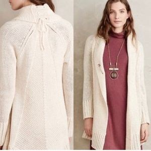 Anthropologie Angel of the North Fidus Cardigan